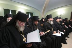 Представитель епархии приняла участие в собрании руководителей епархиальных структур, ответственных за монастыри