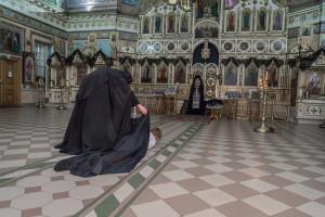 В Ижевске совершен монашеский постриг
