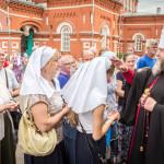 В с. Люк открыт женский монастырь
